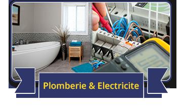 plomberie & électricité