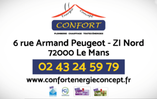Confort Energie Concept Screenshot 2